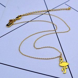 Kate Spade Firebird Necklace